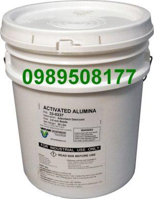 Hạt nhôm hoạt tính alumina dùng cho máy sấy khí hút ấm