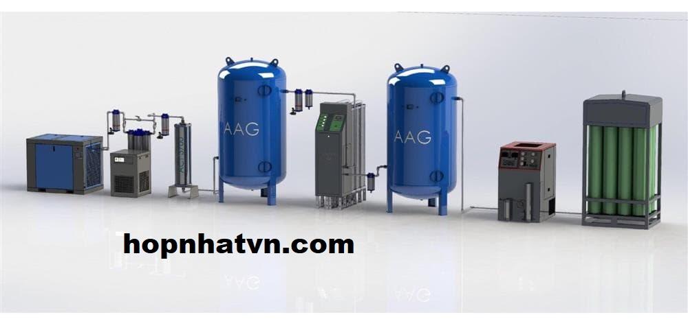 Hệ thống tạo khí nito trong công nghiệp PSA